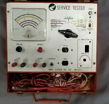 Vintage Honda Service Tester Tool S6962 w/Accessories Tach Timing Light Cables