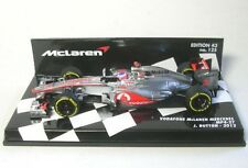 F1 McLaren Mercedes Mp4-27 #3 Button 2012 1/43 Minichamps