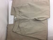 Cold Water Creek Women Brown Pants Size 6 Solid Color Made In China Bin62#25