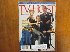 1995 Pa. TV Host Maga(MAVERICK/MEL GIBSON/JOAN VAN ARK/JAMES GARNER/JODIE FOSTER