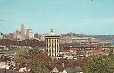 Riverview Hotel Covington KY Postcard