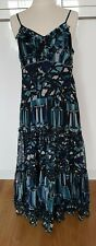Ladies Be Beau Special Occasion Maxi Dress Size 16