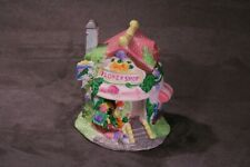 The HOPPY HOLLOW, Easter Collectible, FLOWER SHOP, Used but perfect