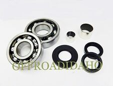 FRONT DIFFERENTIAL BEARING SEAL KIT POLARIS XPEDITION 325 425 2000-2002 4WD 4X4
