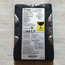 Disco Duro HDD 3,5 IDE PATA Seagate U6 ST340810A 33GB PC Sobremesa 9T7002-304