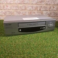 Pacific VCR VHS Player Recorder PV204 TWIN SPEED - Tested