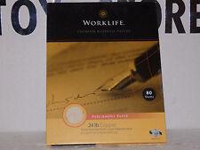WORKLIFE PARCHMENT PAPER 24# COPPER