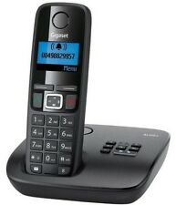 NEW Siemens Gigaset AL410A AL410 Cordless Phone with Answering Machine Black