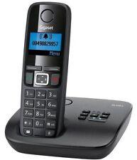Nuevo Siemens Gigaset AL410A AL410 Teléfono Inalámbrico Con Contestador Automático Negro