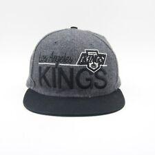 91136f45ff1e9 Vintage Para Hombre New Era Los Angeles Kings La Gorra Gorro Gorra de Lana  de hockey sobre hielo 3606