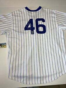 Lee Smith Autographed MLB Jersey Fanatics Auth COA Chicago Cubs Hall of Fame!