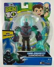 Cartoon Network Ben 10  Alien Worlds DIAMONDHEAD Action Figure 2019 NIB