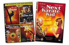 The Karate Kid: Complete Movies 1 2 3 + Remake + Next Karate Kid Box/DVD Set(s)
