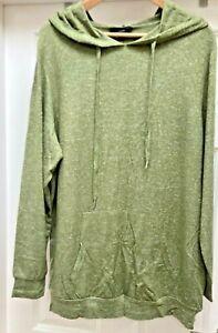 Womens Pretty Secrets Khaki Marl Lounge Knitted Set - UK Size 16/18