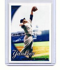 MICKEY MANTLE - NEW YORK YANKEES - 2010 TOPPS #7