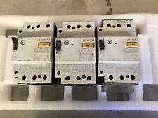 Siemens Motor Circuit starter protector 3VU1600-1MK00 LOT of 3