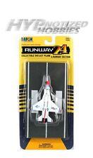 DARON RUNWAY24 DIE-CAST PLANE F-16 THUNDERBIRD RW135