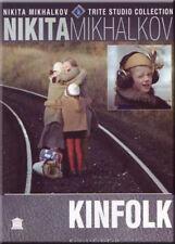 KINFOLK / RODNYA RUSSIAN DRAMA MIHALKOV ENGLISH FRENCH AUDIO & SUBTITLES DVD NEW