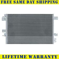 A/C Condenser For 2007-2014 Chrysler Sebring Dodge Avenger Fast Free Shipping