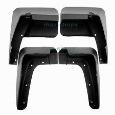 4x MUD FLAP FLAPS SPLASH GUARD MUDGUARDS For Subaru Forester 2013 2014 2015