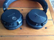 Philips SHB8750NC - Active Noise Cancelling - Over Ear - Headset - VG Condition