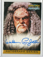 Star Trek DS9 Deep Space Nine Autograph & Costume Card Selection NM