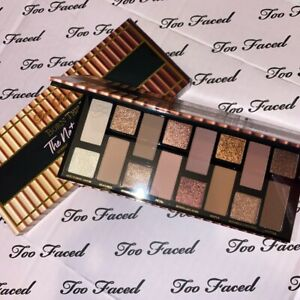 Too Faced Born This Way The Natural Nudes Eye Shadow Palette Genuine BNIB
