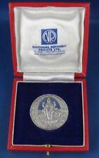 Indien Bombay Ganesha Hindu Religion Münze Medaille reines Silber 50gr