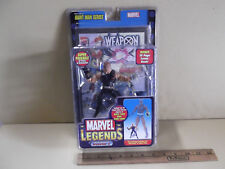 "Marvel Legends Giant Man Series Weapon X 6""in Figure Age of Apocalypse ToyBiz"