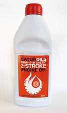 1litre 2 stroke Semi Synthetic Engine Oil, Chainsaw, motorbike, lawnmower etc