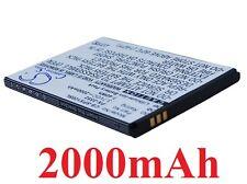 Batterie 2000mAh type PX-3552 PX-3552-675 PX-3552-912 Pour Simvalley SPX-12