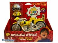 Ryans World Motorcycle Sidecar Vehicle Pull Back Action