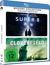 SUPER 8 + CLOVERFIELD (2 Blu-ray Discs) NEU+OVP Mystery Collection