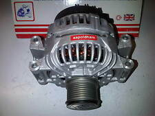 MERCEDES C180 C200 CLC CLK SLK 1.8 KOMPRESSOR BRAND NEW 150A ALTERNATOR 2002-08