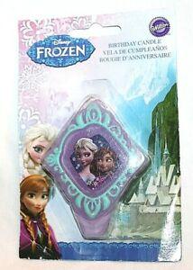 Wilton Disney Frozen Birthday Candle
