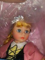 "Rare Alexander 8"" Doll Briar Rose - Disney Sleeping Beauty MADCC#641 certificate"