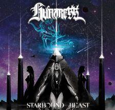 Huntress - Starbound Beast CD 2013 limited digipack bonus track Napalm press