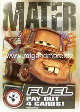 Cars 2 TCG - Mater - Foil