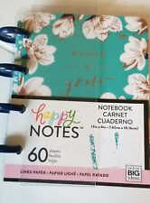 Happy Planner Micro Memo Notebook Book Southern Preppy W/60 SheetsP Pmbm-25