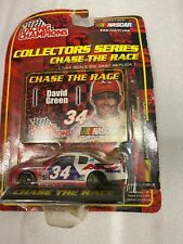Racing Champions 76120 Collectors Series Chase the Race David Green AFG #34