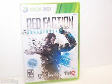 Brand New Game Red Faction-Armageddon- XBOX 360