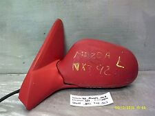 1992-1996 Mazda MX3 MX-3 Left Driver OEM Electric Side View Mirror 17 8F1