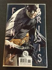 Final Crisis #6 Of 7Signed By Jones SS DC Comics Combine Shipping