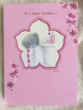 Great Grandma Me To You Tatty Teddy Mother's Day Card From 99p