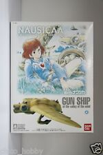 Bandai Studio Ghibli 03 Nausicaa Valley of the wind Gunship 0124909 scale model