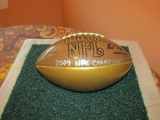 Wilson F1500Xgwp Limited Edition Paul Tagliabue Gold Panel Autograph Football
