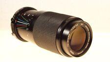 Vivitar 70-210mm  1:4.5 - 5.6  MC  Macro Focusing MD Mount