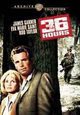 36 Hours DVD (1964) - James Garner, Eva Marie Saint, Rod Taylor, George Seaton