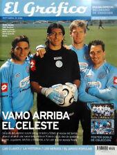 BELGRANO de CORDOBA - Special El Grafico # 254 magazine 2006
