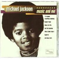 MICHAEL JACKSON - MUSIC AND ME  CD NEW